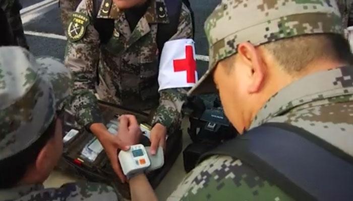 U.S., China Disaster Management Exchange at JBLM