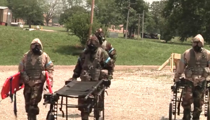 Missouri CBRN Disaster Response Training