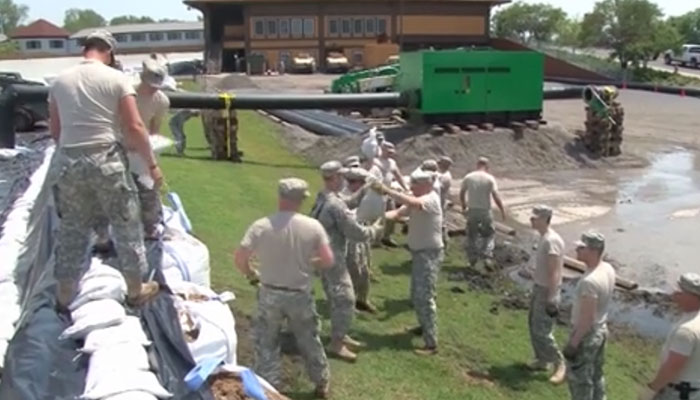 Missouri Guard Disaster Response
