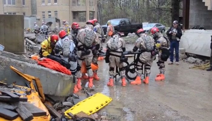 Missouri Civil-Military CBRN Emergency Response