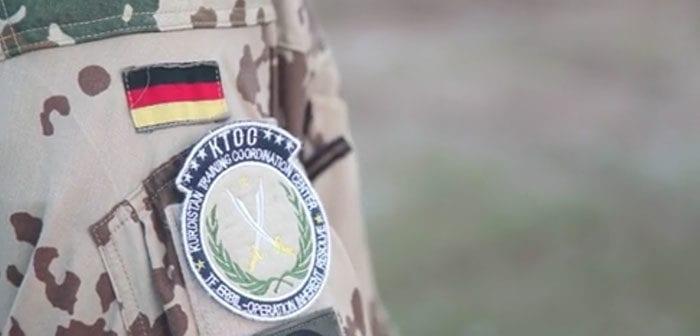 Peshmerga Forces Train for Chemical, Biological Threats