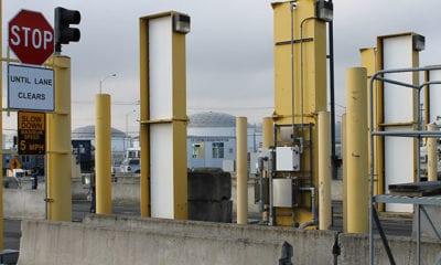 Vehicle Radiation Monitoring Portal
