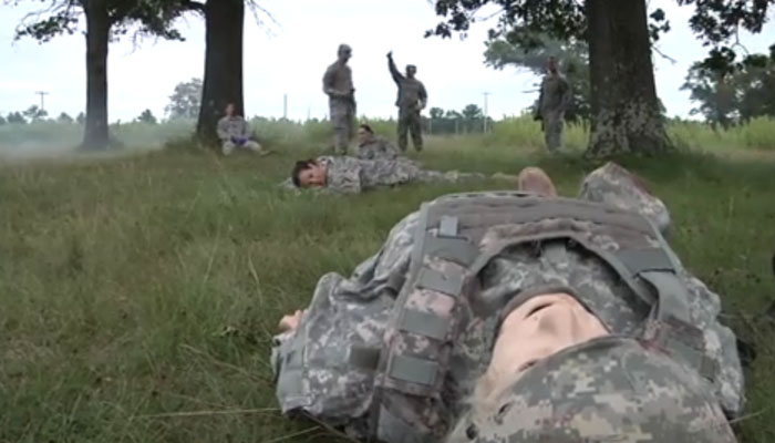 Red Dragon Nerve Agent Mass Casualty Exercise