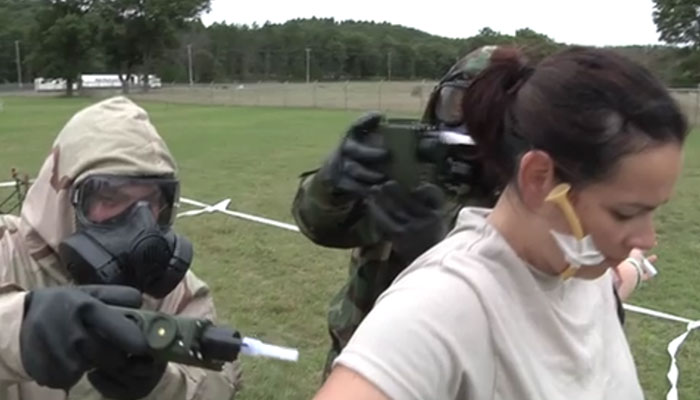 Red Dragon CBRN Mass Casualty Exercise