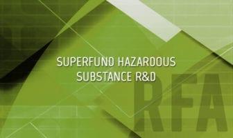 Superfund Hazardous Substance R&D