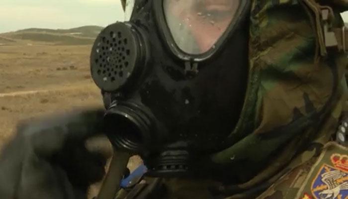 Trident Juncture Allied CBRN Training