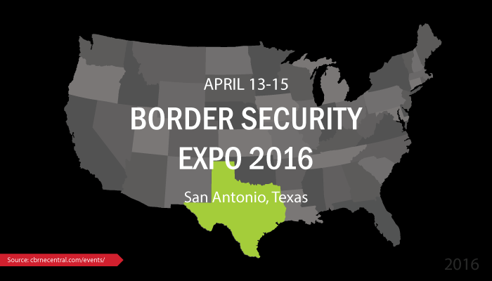 Border Security Expo 2016