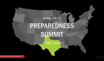 Preparedness Summit in Dallas, Texas