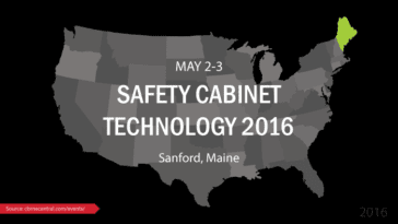 Safety Cabinet Technology 2016