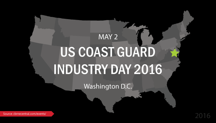 US Coast Guard Industry Day 2016