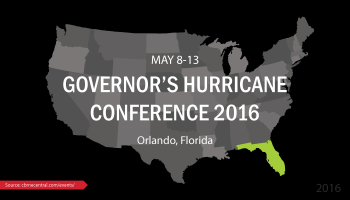 Governor's Hurricane Conference 2016