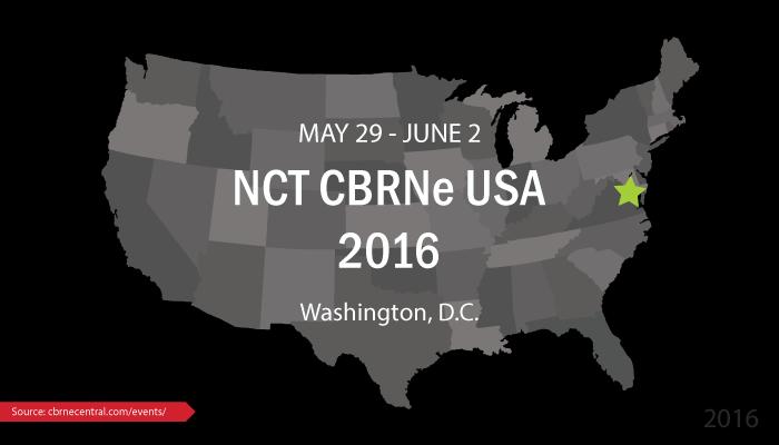 NCT CBRNe USA 2016