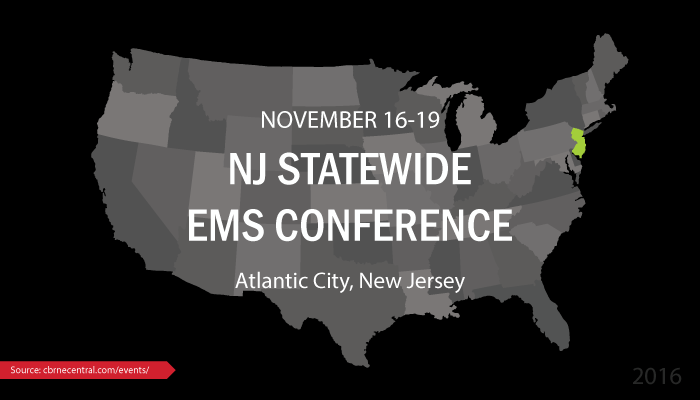 New Jersey Statewide Conference on EMS