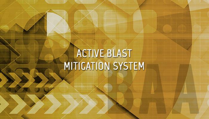 Active Blast Mitigation System