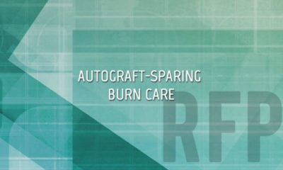 Autograft Sparing Burn Injury Care