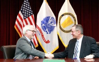 Biodetech and ECBC sign CRADA