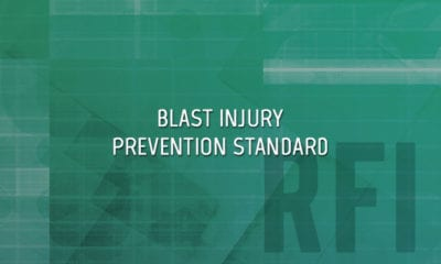 Blast Injury Prevention Standard