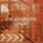 BTBD Weaponeering Software