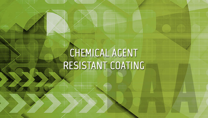 Chemical Agent Resistant Coatings