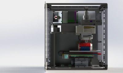 Chemical Fingerprint Imaging System (CFIS)