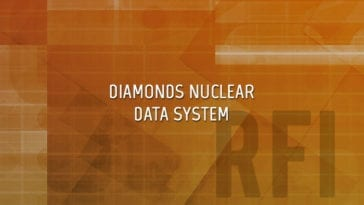 Diamonds Nuclear Data System