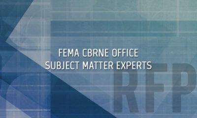 FEMA CBRNE Office Subject Matter Experts