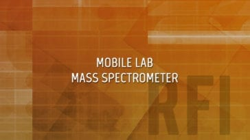 Mobile Lab Mass Spectrometer