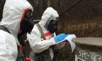 Nuclear Disablement Training (NDT) Training