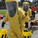 Presidio of Monterey Hazmat Exercise with Civilian and Hazmat Responders