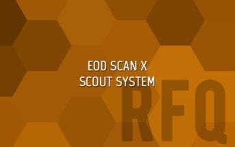 RFQ Scan X Scout system