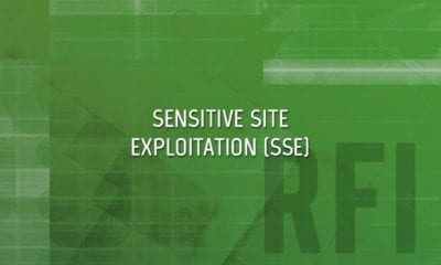 Sensitive Site Exploitation (SSE)