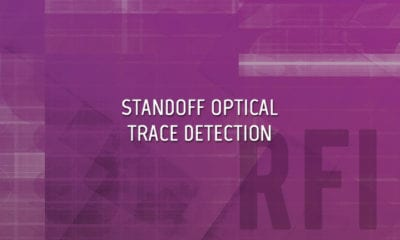 Standoff Optical Trace Explosives Detection