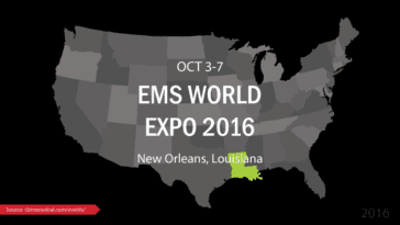 EMS World Expo 2016