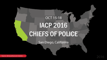 IACP Chiefs of Police Annual Meeting