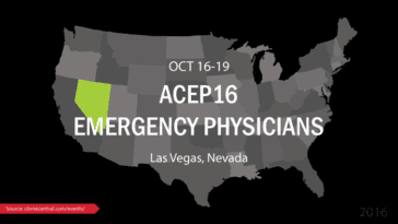 ACEP16 American College of Emergency Physicians