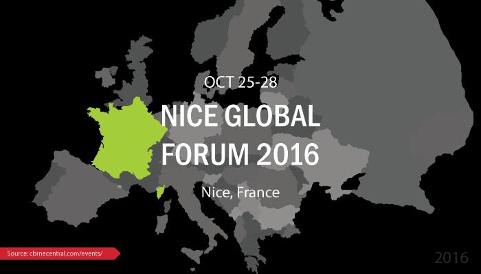 Nice Global Forum on Homeland Security