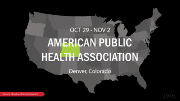 APHA 2016 - American Public Health Association