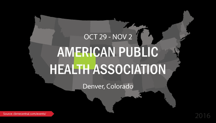 APHA 2016 - American Public Health Association