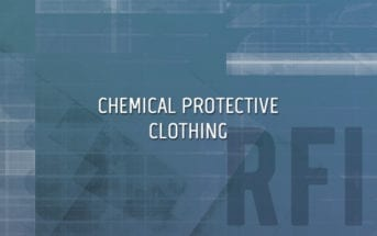 Level A Chemical Biological Protective Clothing