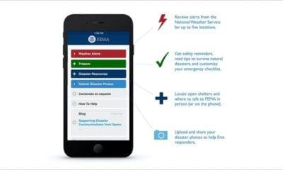 FEMA Preparedness Smartphone App
