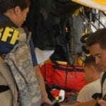 CERFP Collective Training Exercise in Hawaii