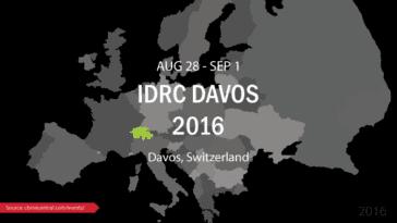 IDRC Davos GRF 2016