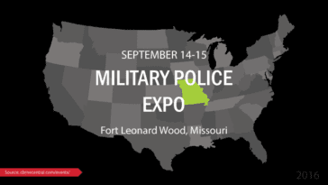 Military Police Expo 2016