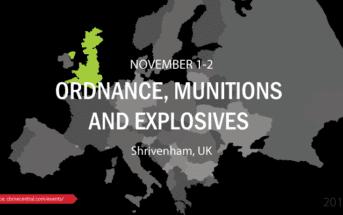 Ordnance, Munitions and Explosives Symposium