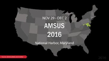 AMSUS 2016