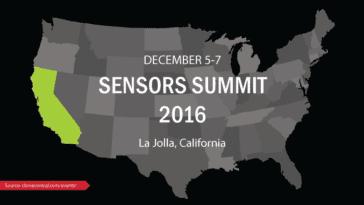 Sensors Summit 2016