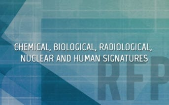 Chemical, Biological, Radiological, Nuclear and Human Signatures