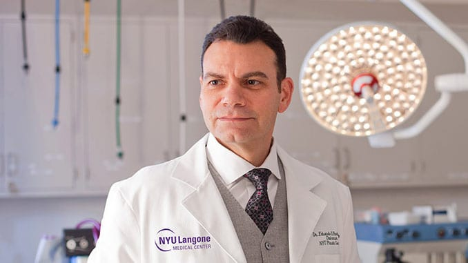 Eduardo Rodriguez of NYU Langone Medical Center