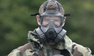 U.S. Army CBRN Training Exercise in Japan