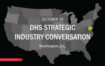 DHS Strategic Industry Conversation